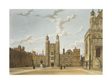 Eton College Great Court  from 'History of Eton College'  Part of 'History of the Colleges; …