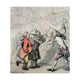 Englishmen Viewing Pictures on the Grand Tour  1790