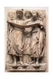 Singing Angels  Relief from the Cantoria by Luca Della Robbia (1400-82)  C1435