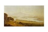 Lake Winnipiseogee  1858
