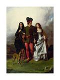 The Cruel Sister  1851