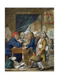 A Country Attorney and His Clients  Pub by Bowles and Carver  1800