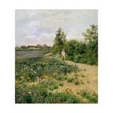 A Surrey Lane  1890