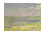 View of the River Scheldt  1893