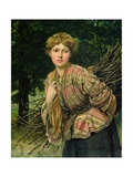 The Gamekeeper's Daughter  1875