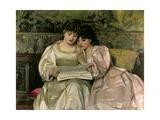 Two Girls Singing