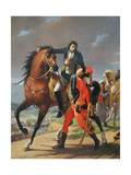 The Death of General Desaix (1768-1800) at the Battle of Marengo  14th June 1800
