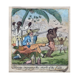 Johnny Enjoying the Sports of the Field  from 'The Adventures of Johnny Newcome'  Pub by William…