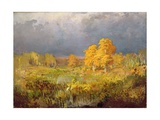 Forest Swamp in Autumn  C1872
