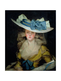 Portrait of Mary Benwell (Fl1761-1800)  C1785
