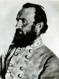 Portrait of Thomas J 'stonewall' Jackson