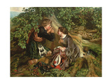 Scottish Lovers 1863