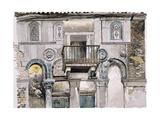 Fondaco Dei Turchi  Venice