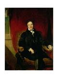 Portrait of Sir John Soane (1753-1837) 1829