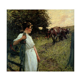 The Farmer's Daughter  1890s