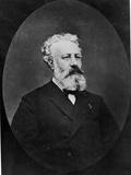 Portrait of Jules Verne (1828-1905)