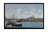 View of Antibes  1893