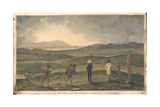 Distant View of the Bay of Islands  New Zealand  C1827