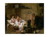 Two Women in Bed