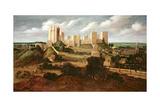 Pontefract Castle  C1620-40