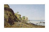 Seascape at Sorrento  1859
