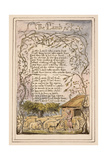 Songs of Innocence and of Experience Plate 7: the Lamb  C1789-94
