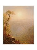 Kauterskill Clove  in the Catskills  1862