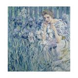 Fleur De Lys  C1895-1900