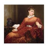 Mrs Henry Evans Gordon (1845-1925)  1877