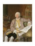 Count Carl Gustaf Tessin (1695-1770)