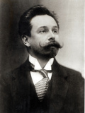 Portrait of Alexander Scriabin (1872-1915)
