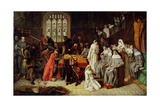 Visitation and Surrender of Syon Nunnery to the Commissioners  1539