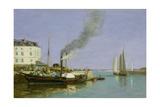 Honfleur  1854-57