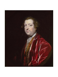 Portrait of the Rt Hon Charles Townshend MP (1725-67)  C1765-67