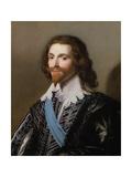 Portrait of George Villiers  1st Duke of Buckingham (1592-1628)