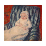 Child on a Sofa  Miss Lucie Berard