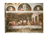 The Last Supper  1495-97