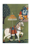 Tenth Incarnation of Vishnu as Kalki: the White Horse