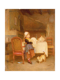 The Little Housekeeper