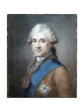 Portrait of Stanislas II Augustus  the Last King of Poland