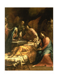 The Death of St Joseph  C1712