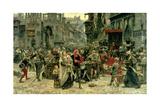 Valdemar IV Atterdag (C1320-75) Holding Visby to Ransom  1361  1882
