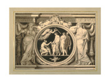 Design for a Relief of the Judgement of Paris