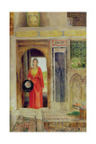 Entrance to the Harem  1871