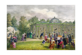 The Monkey House at the Zoological Gardens  Regent's Park  Engraved and Pub by the Artist …
