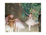 Ballet Practice  1875