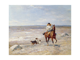 Pony Ride on the Beach