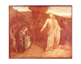 Christ Appearing to Mary