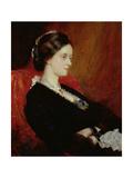 Portrait of the Hon Mrs Emily Meynell-Ingram (1840-1904) 1884