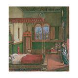 The Dream of St Ursula  19th Century